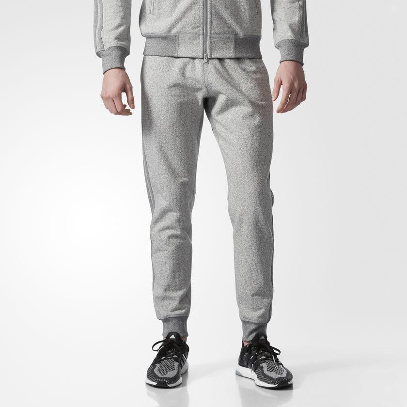 0283fc85e MEN'S ADIDAS ATHLETICS X REIGNING CHAMP TRACK PANTS GRAY CI0218| Chicago  City Sports