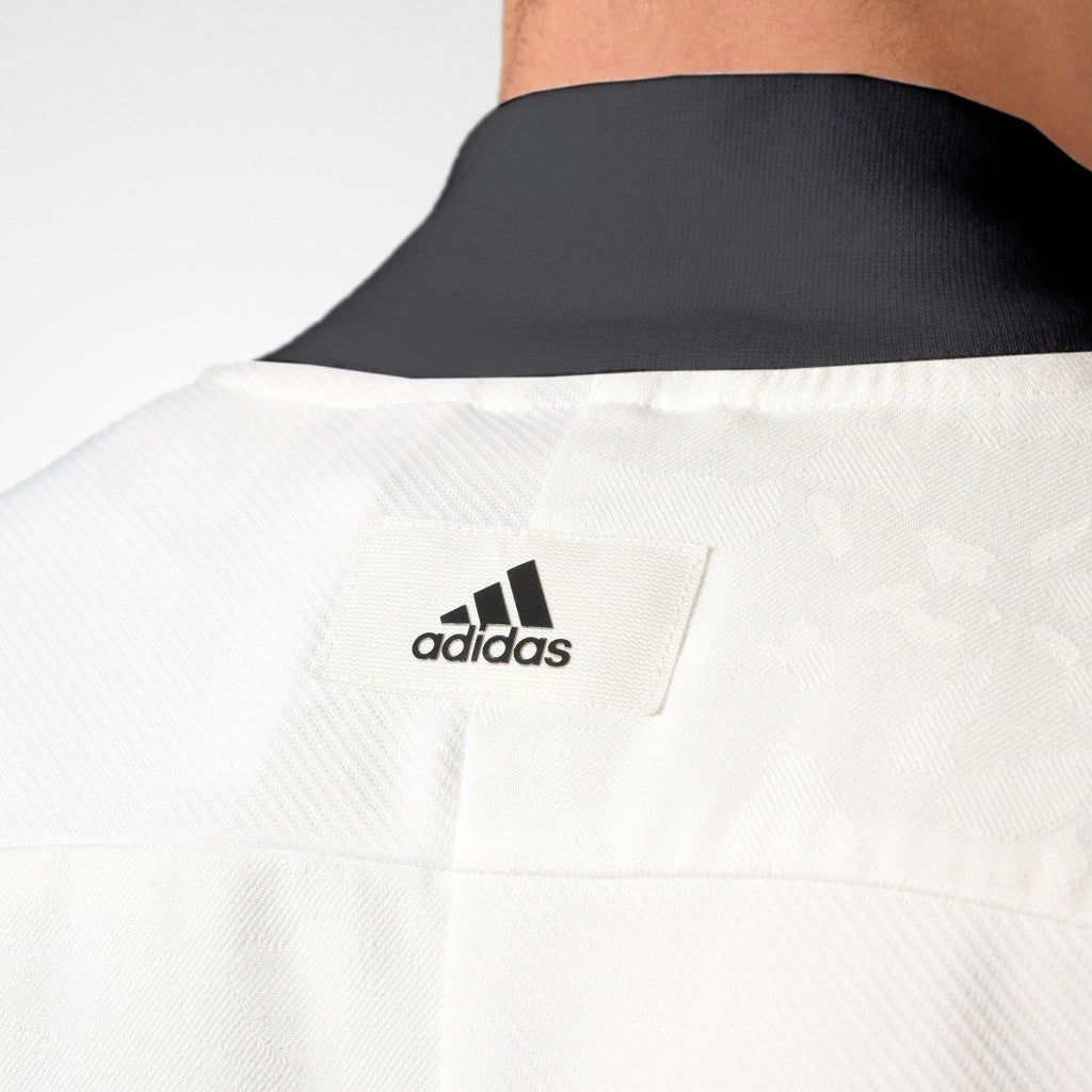 Men's adidas Athletics Coach Jacket White