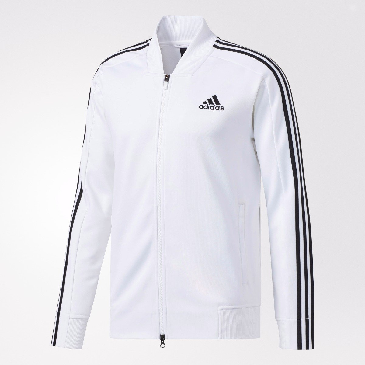 8b7d627e5fff Men s adidas Athletics Squad ID Track Jacket White CF9314