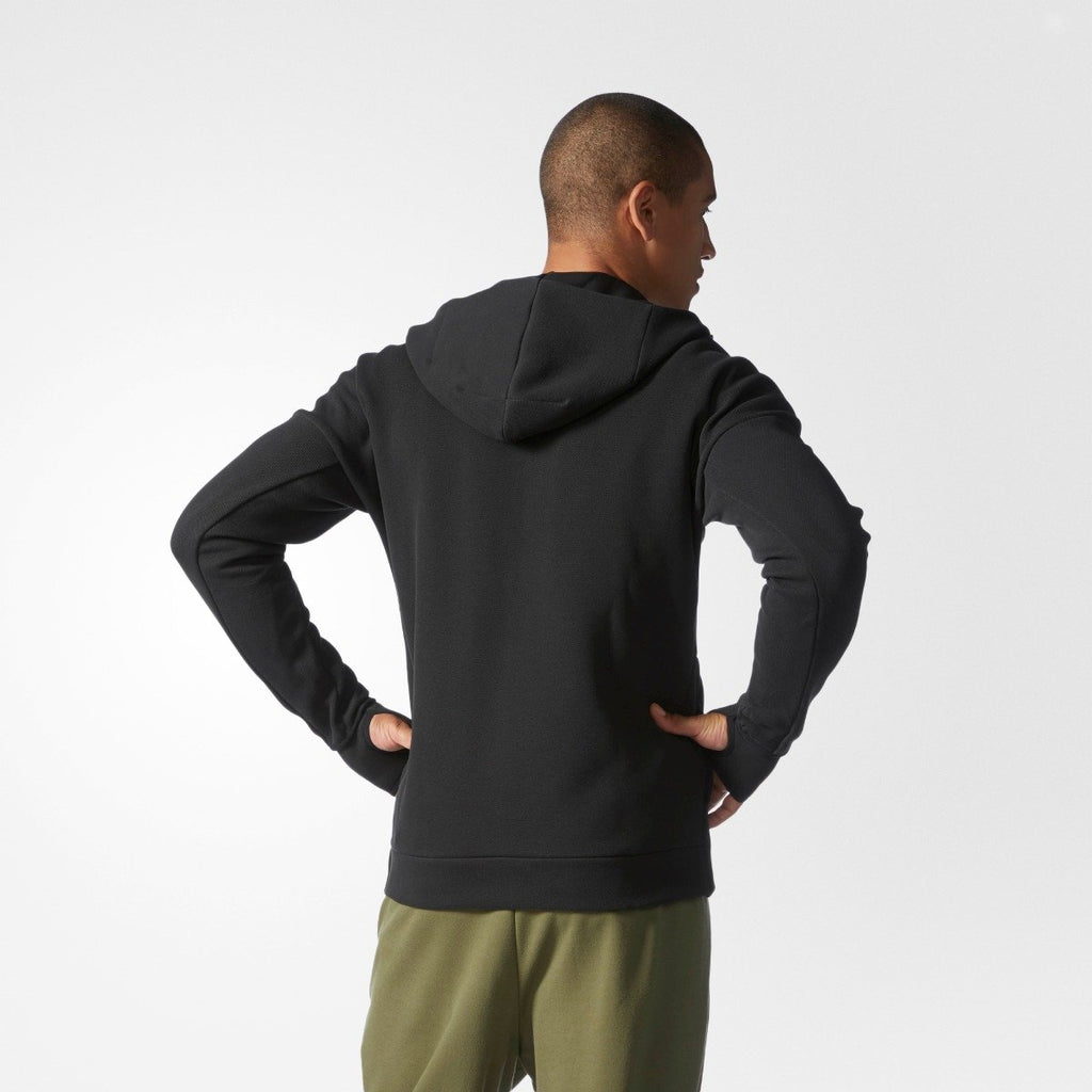 Men's adidas Athletics Z.N.E. Hoodie Black