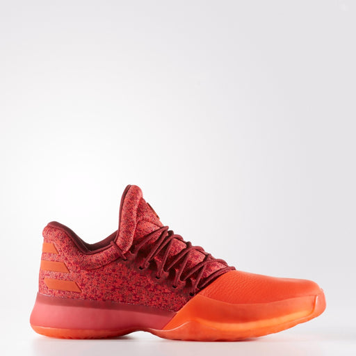Men's adidas Basketball Harden Vol.1 Shoes Scarlet