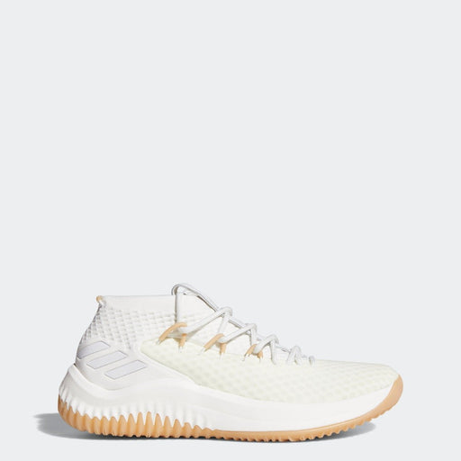 Men's adidas Dame 4 Basketball Shoes Undyed
