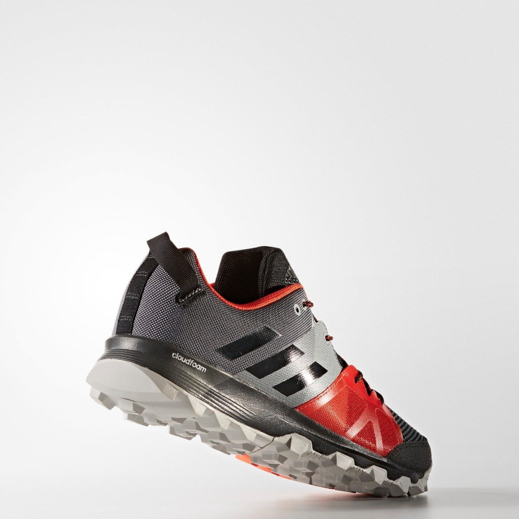 Men's Adidas Kanadia 8.1 Trail Shoes Black
