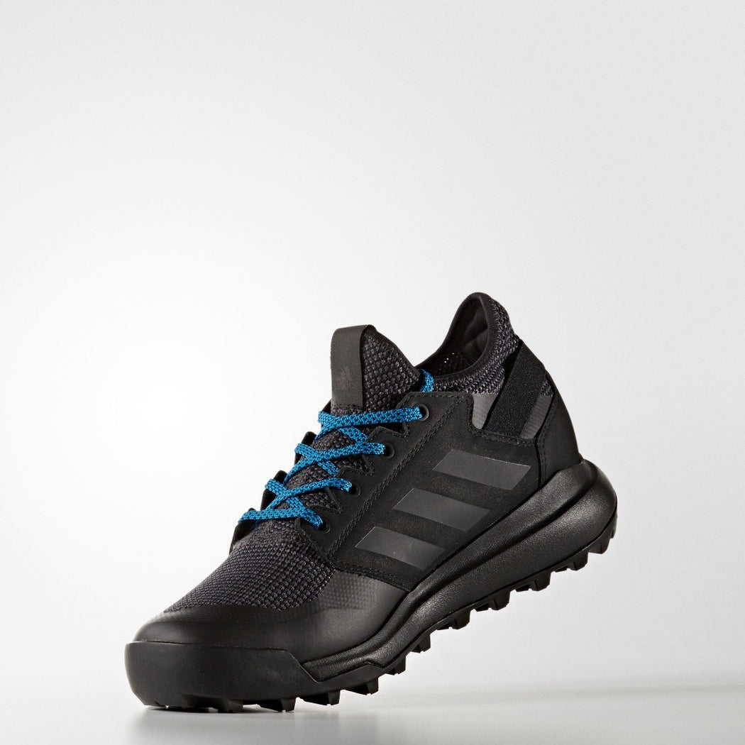 Men's Adidas Mountainpitch Hiking Shoes Black
