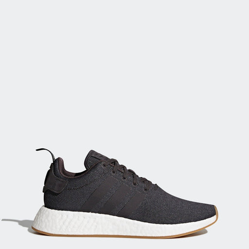 Men's adidas NMD R2 Shoes Utility Black