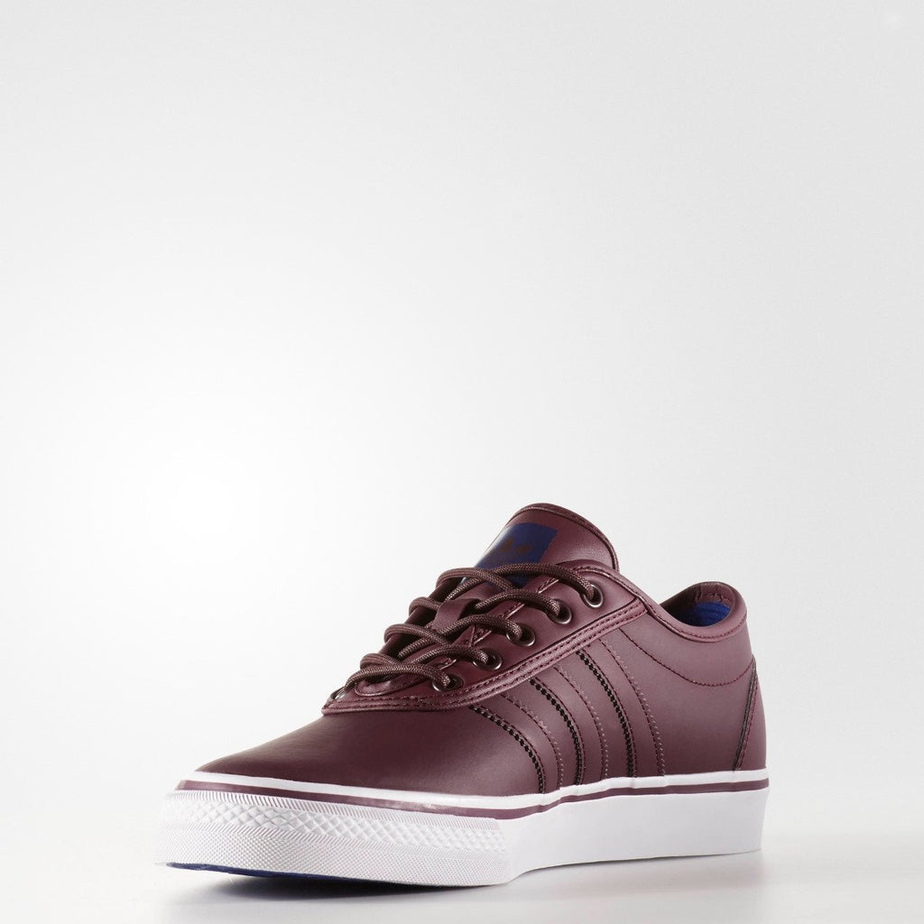 Men's adidas Originals Adiease Shoes Burgundy