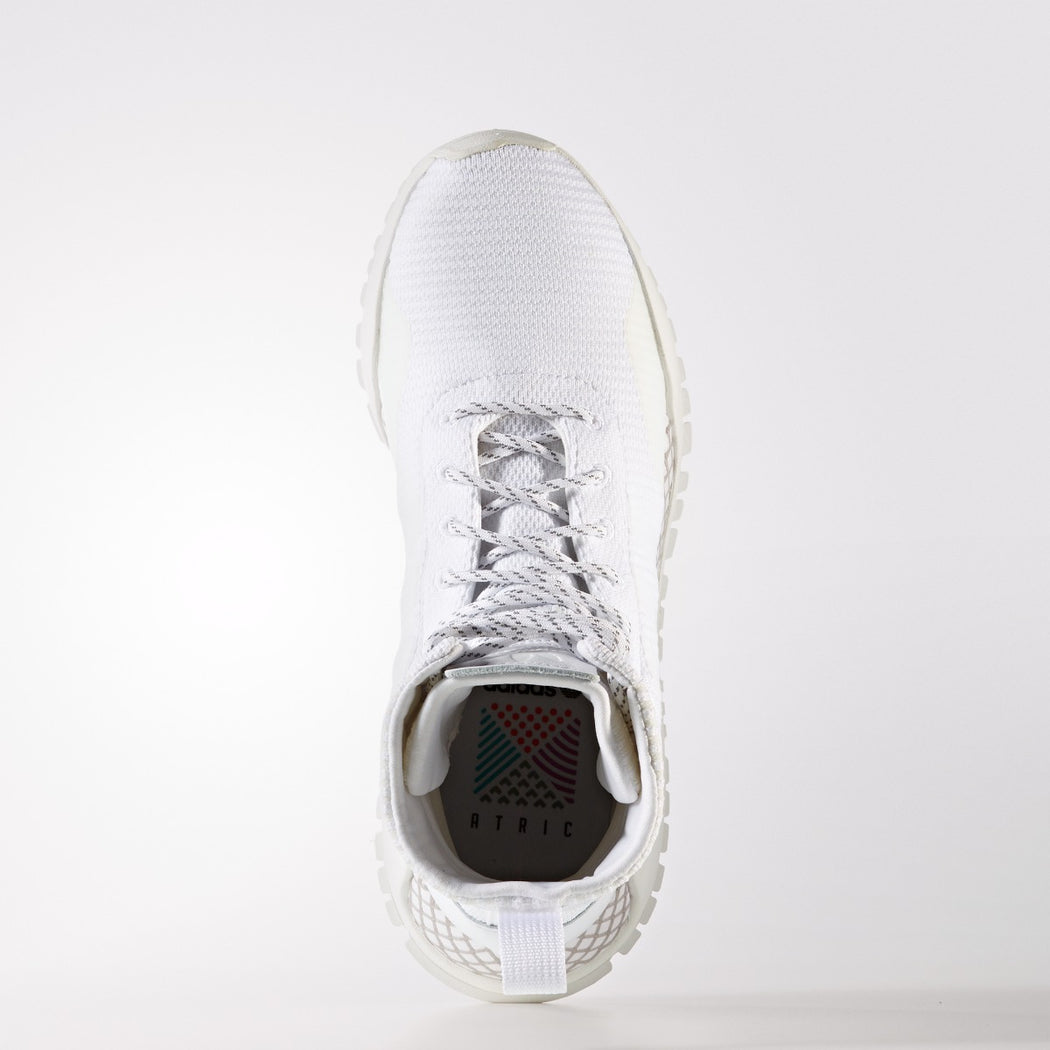 Men's adidas Originals AF 1.3 Primeknit Boots White