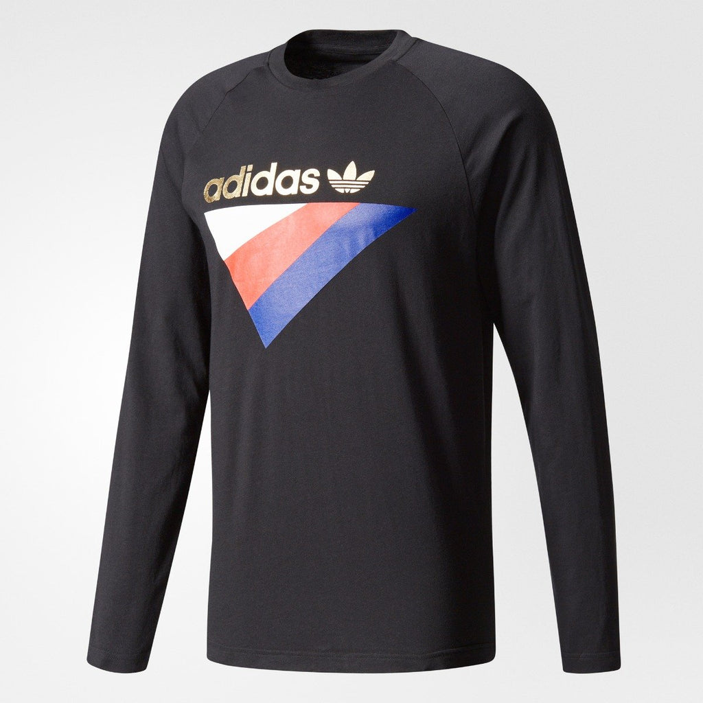 Men's adidas Originals Anichkov Tee Black BS2254
