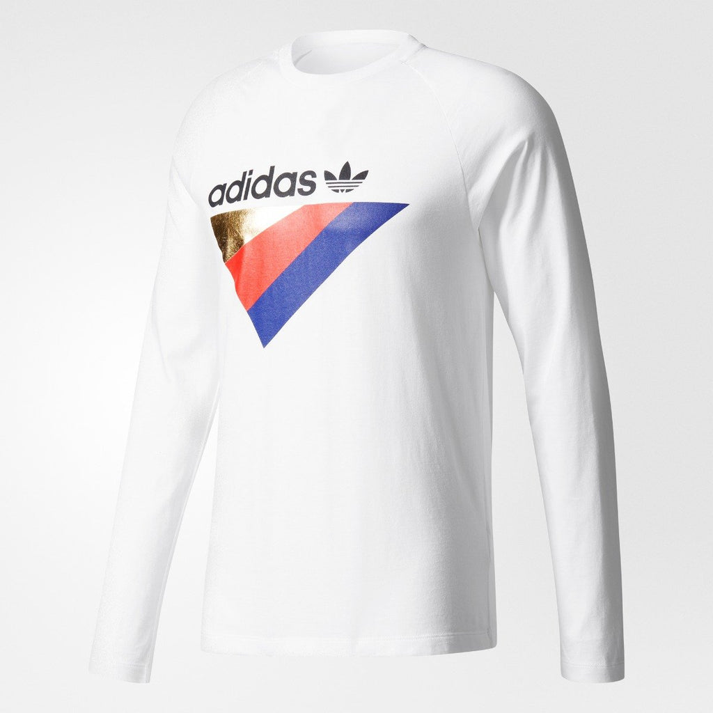 Men's adidas Originals Anichkov Tee White BS2258
