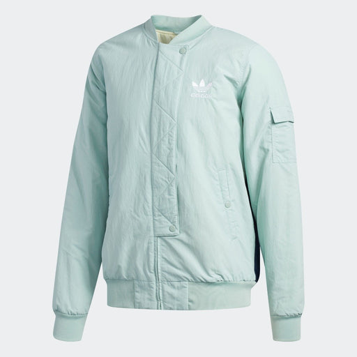 Men's adidas Originals Bomber Jacket Ash Green
