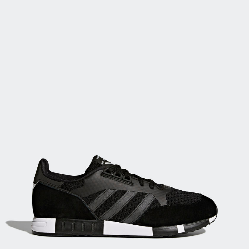 Men's adidas Originals Boston Super Primeknit Shoes Black