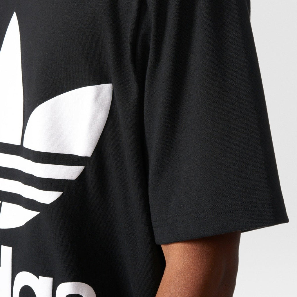 Men's adidas Originals Boxy Tee Black