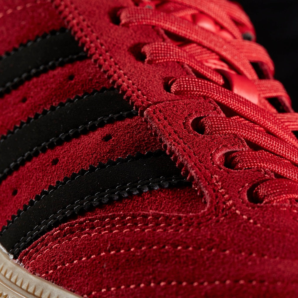 Men's Adidas Originals Busenitz Pro Shoes RED