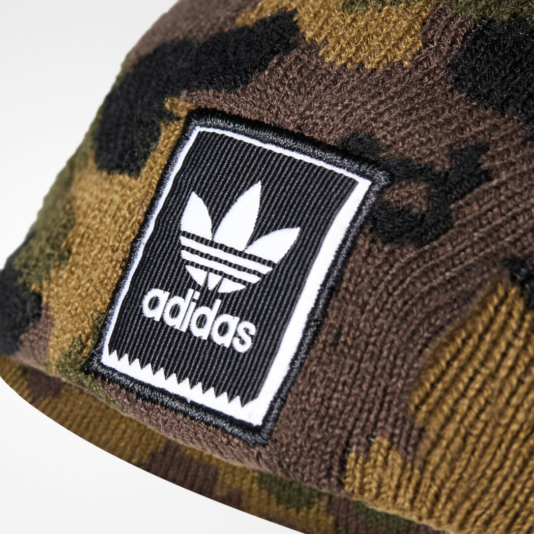 Men's Adidas Originals Camo Beanie