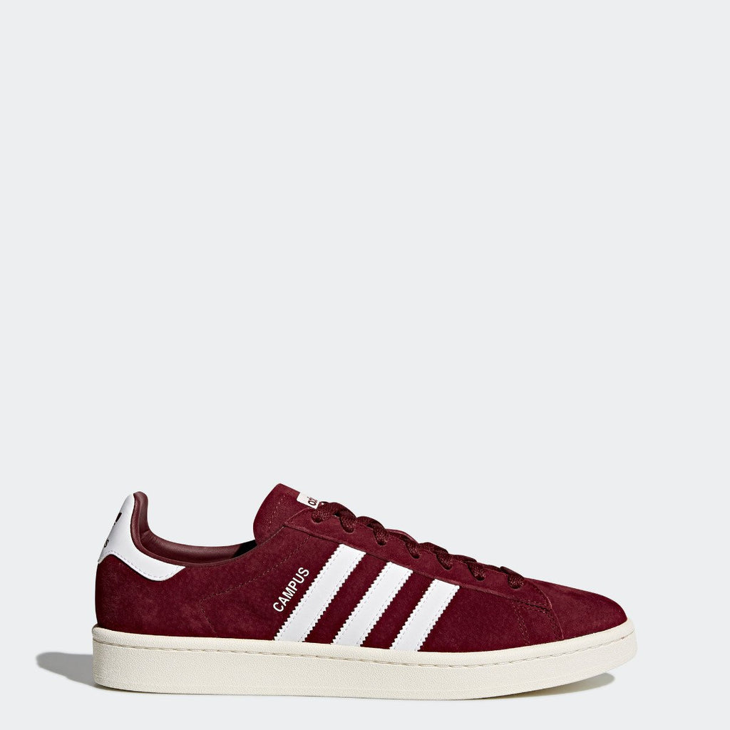 Men's adidas Originals Campus Shoes Collegiate Red