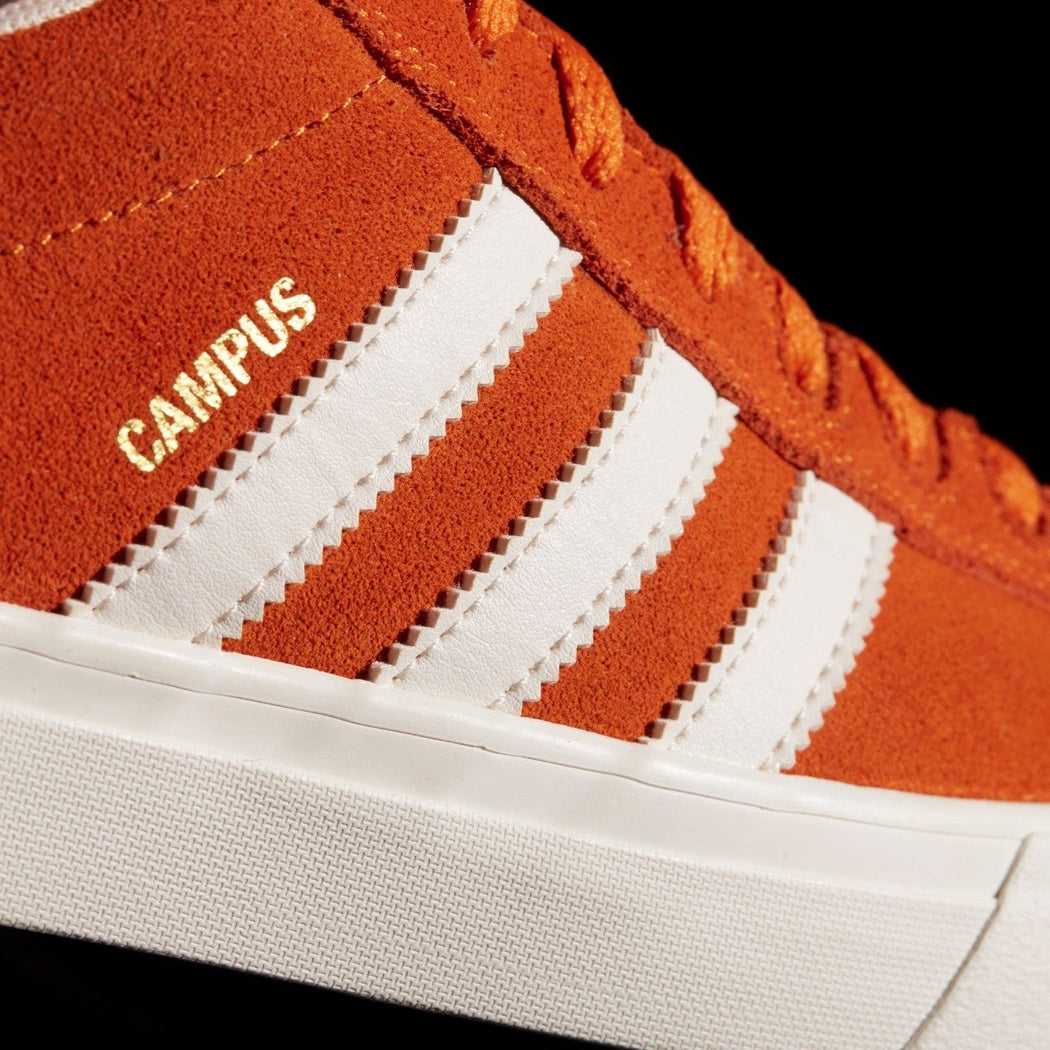 Men's Adidas Originals Campus Vulc ADV 2.0 Shoes Tactile Orange