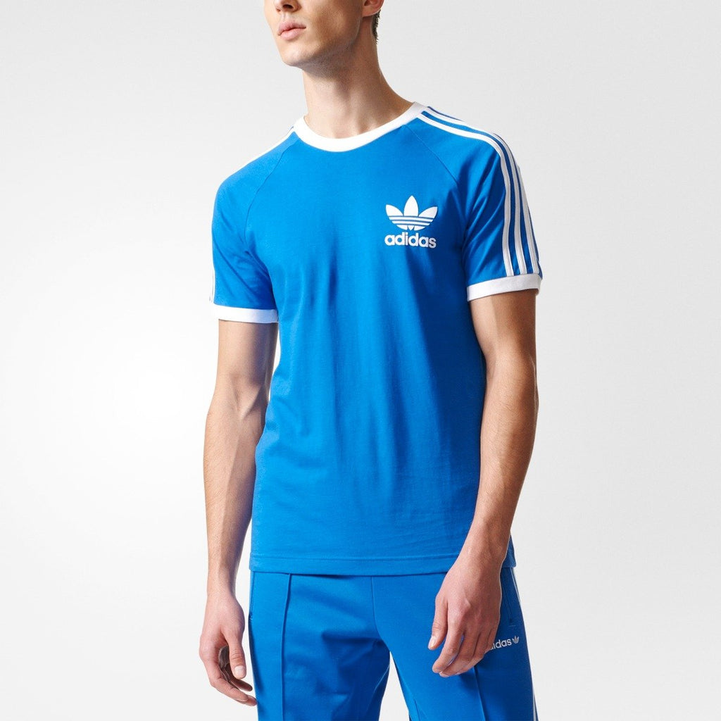 Men's adidas Originals CLFN Tee Blue