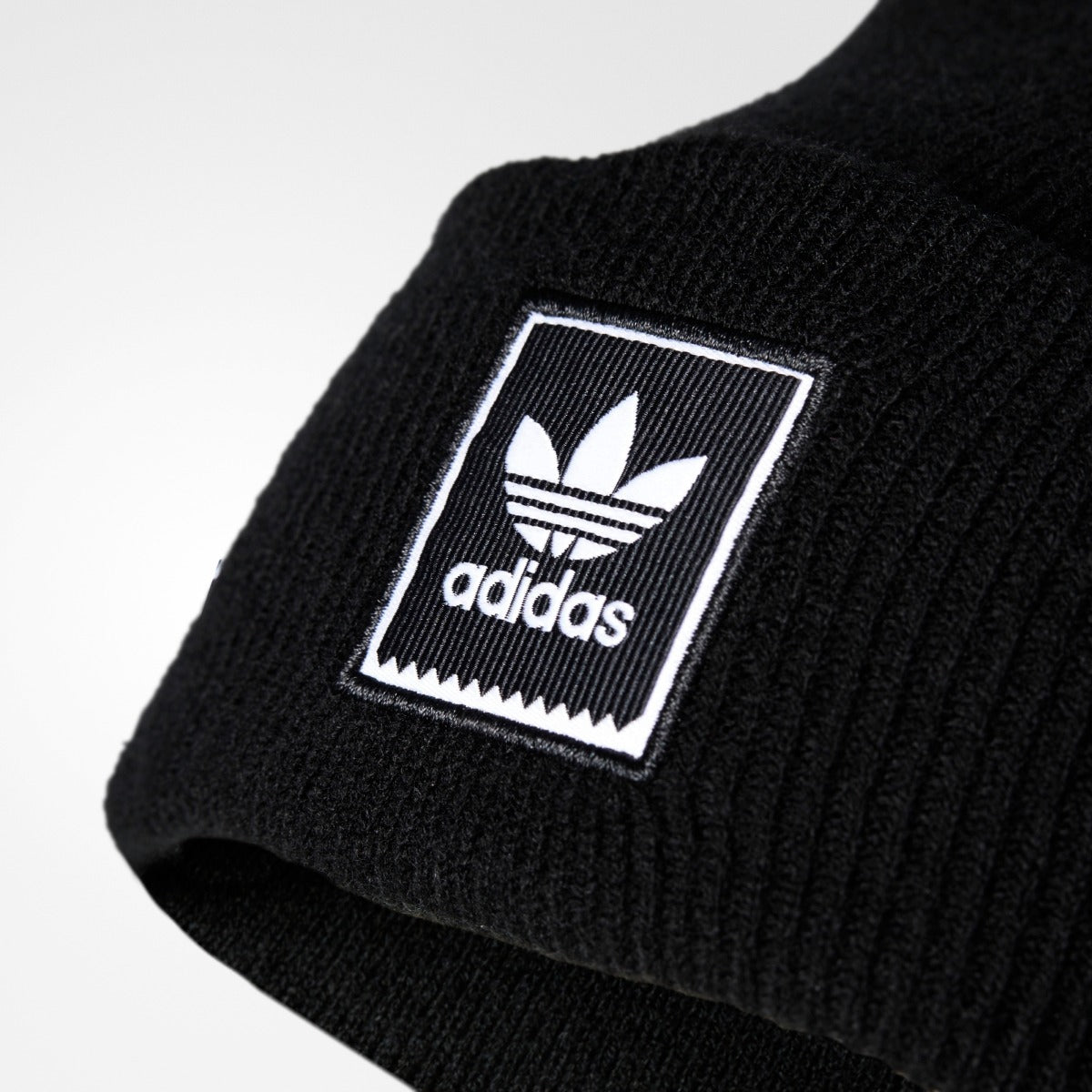 b6b01f82adb Men s Adidas Originals Crane Beanie Black BP7518