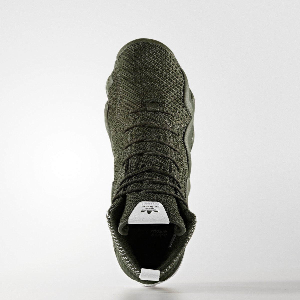 3b2b6afdf9c7 Men s adidas Originals Crazy 8 ADV Primeknit Shoes Night Cargo with White. 1