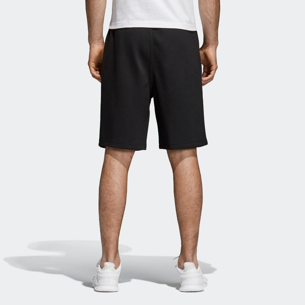 Men's adidas Originals EQT Shorts Black