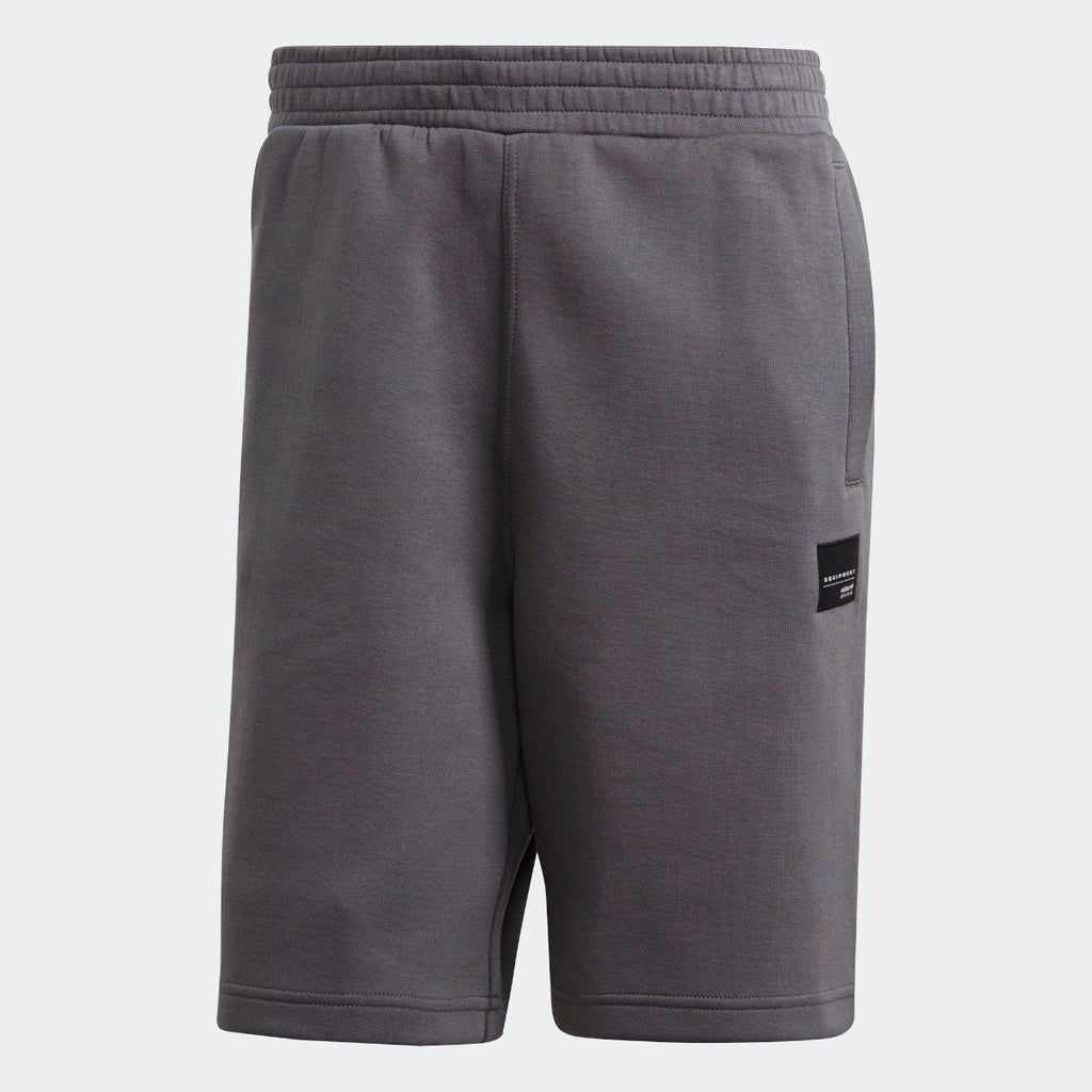 Men's adidas Originals EQT Shorts Grey