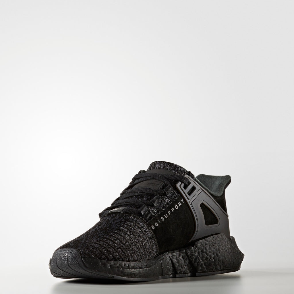 Men's adidas Originals EQT Support 91/17 Shoes Core Black BY9512 | Chicago City Sports | front view