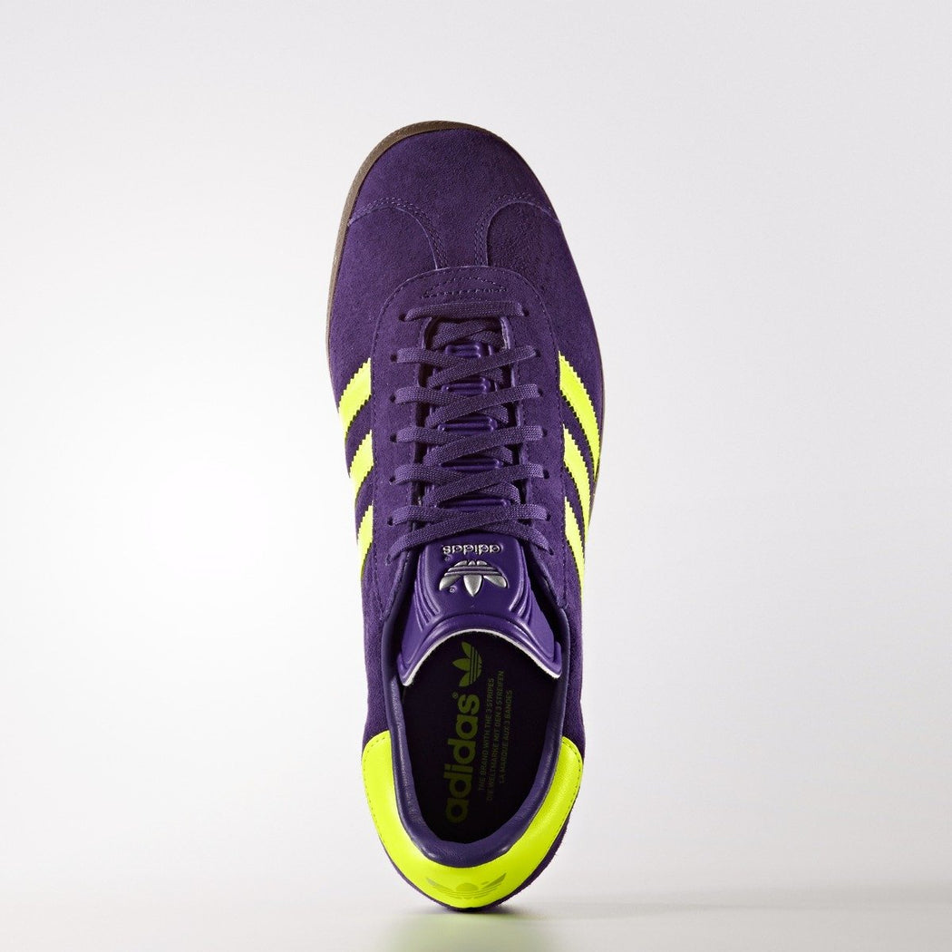 super popular f087d af6e6 Originals Adidas Gazelle Mäns Skor Chicago Bb5262 Purple Unity d5SEwxEfq