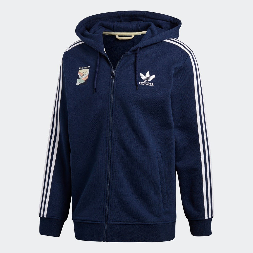 Men's adidas Originals Hooded Sweatshirt Collegiate Navy
