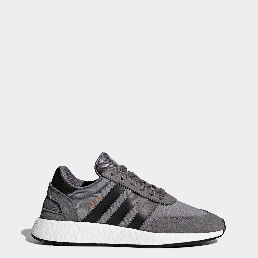 Men's adidas Originals Iniki Runner Shoes Grey