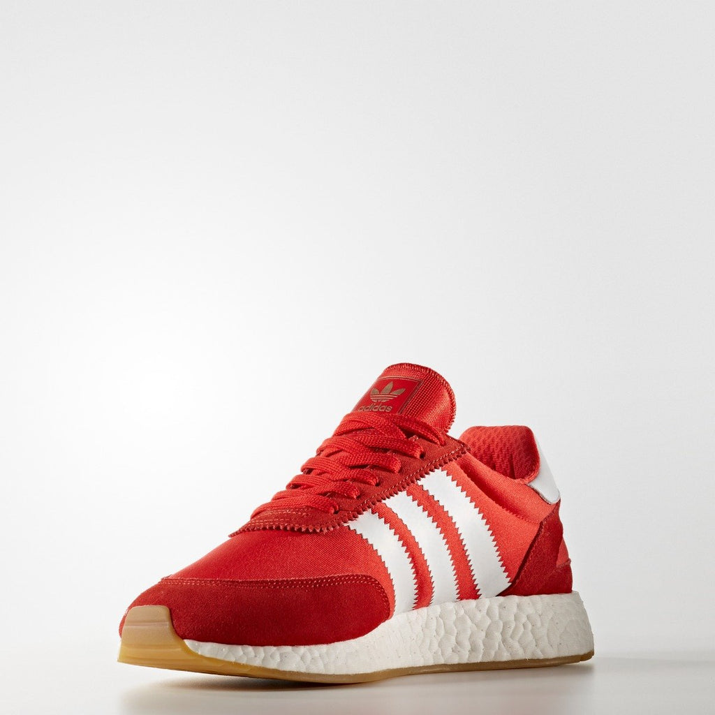 Men's adidas Originals I-5923 Shoes Red with White