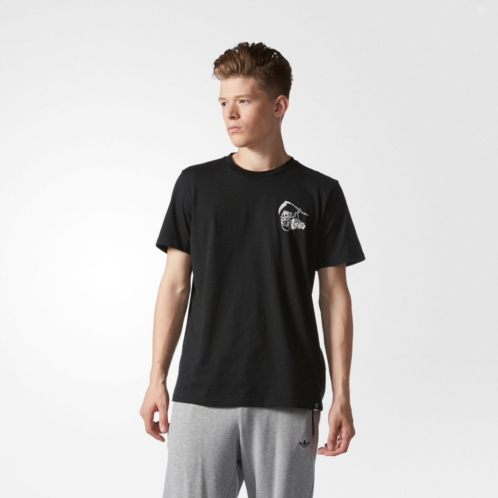Men's adidas Originals MEKA Reaper Tee Black