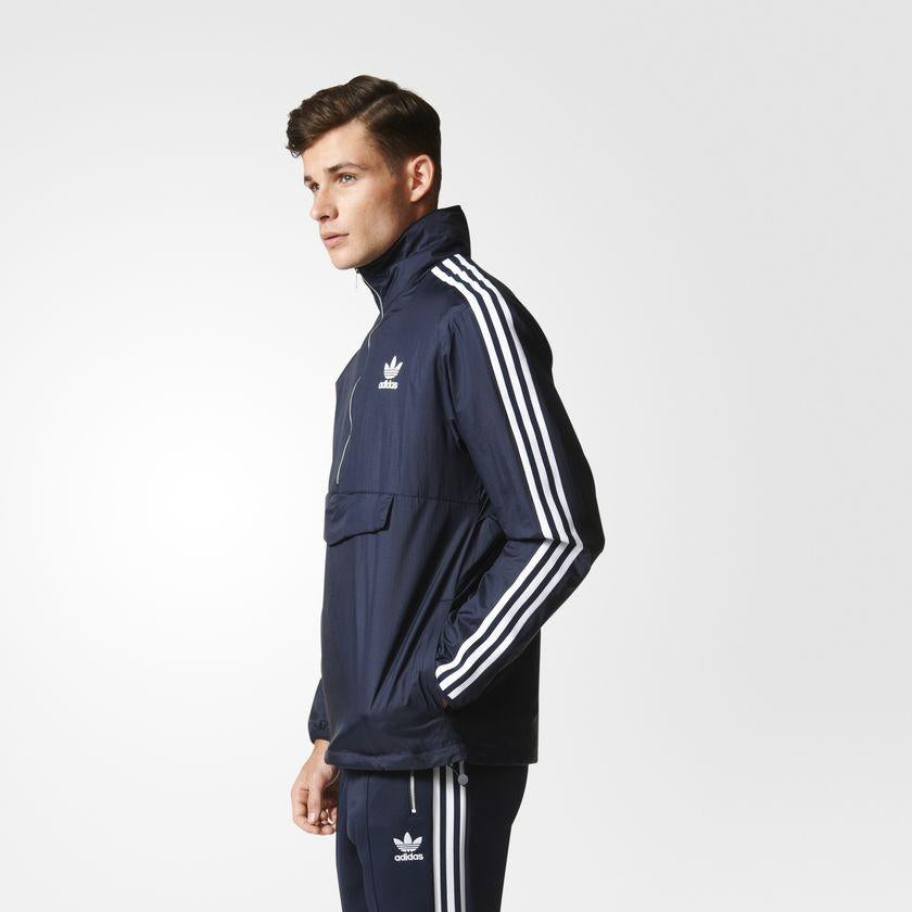 d2b190e2a5d6 Men s Adidas Originals Modern Windbreaker Legend Ink BK7882 ...