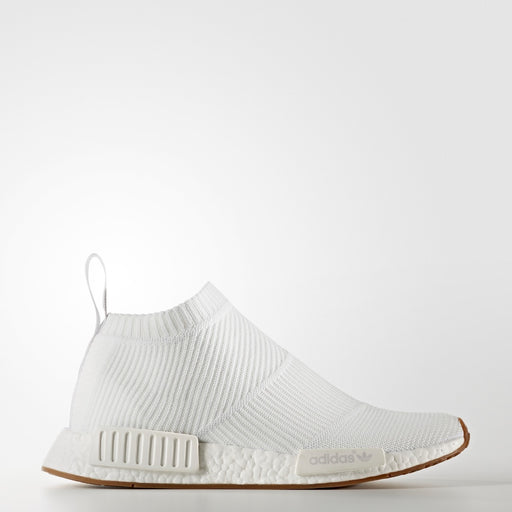 Men's adidas Originals NMD_CS1 Primeknit White