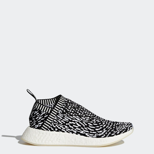 Men's adidas Originals NMD_CS2 Primeknit Core Black Sashiko