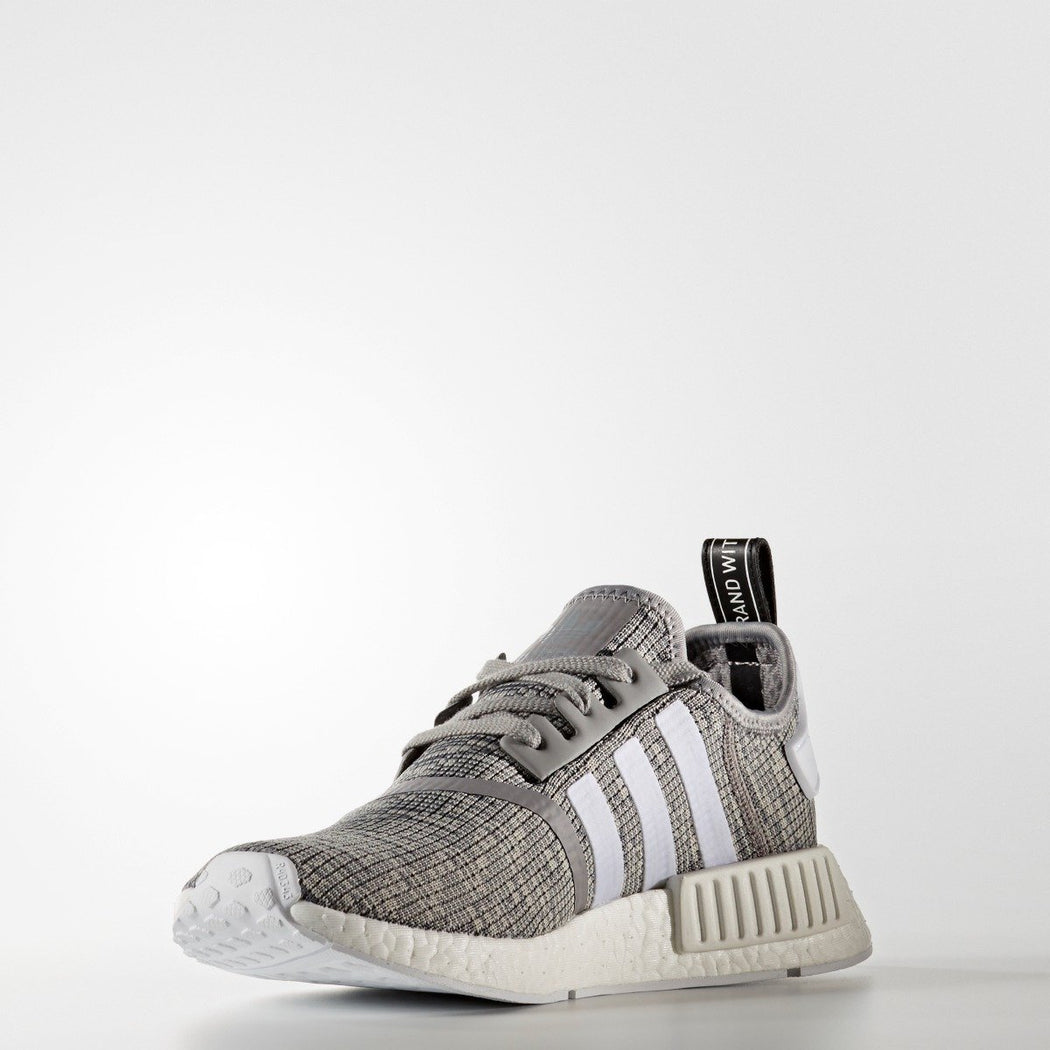 Men's Adidas Originals NMD_R1 Glitch Gray