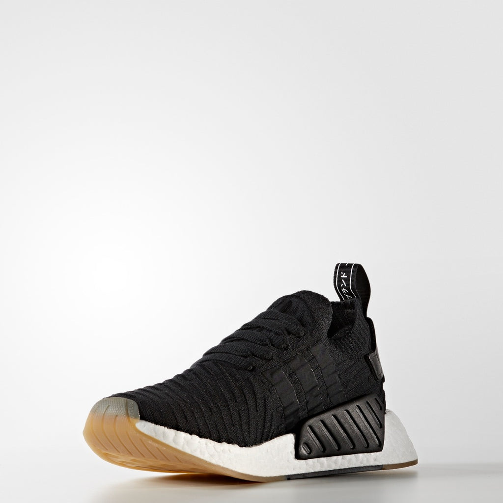 new styles 48952 5bd7f Men's adidas Originals NMD_R2 Primeknit Shoes Black
