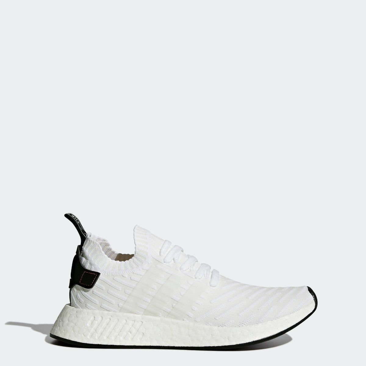 designer fashion 73d77 e3192 Men's adidas Originals NMD R2 Primeknit Shoes White with ...