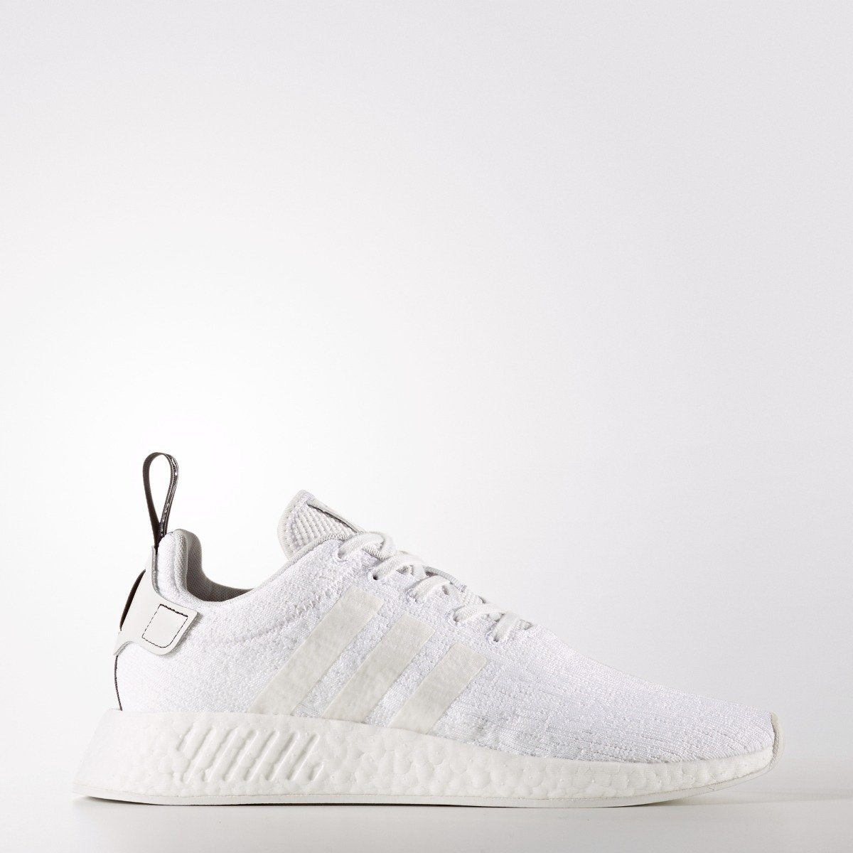 new style 5b503 b5018 Men's adidas Originals NMD_R2 Shoes Crystal White BY9914 ...