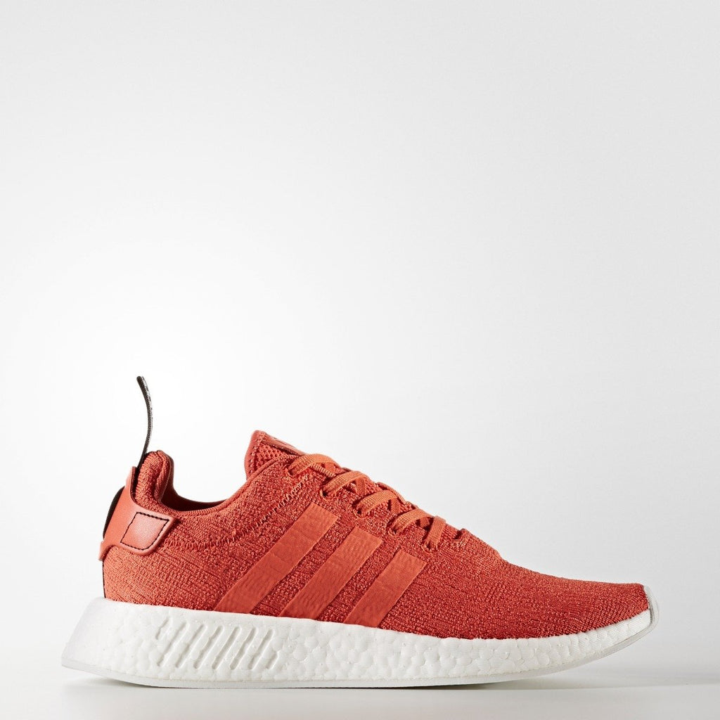 Men's adidas Originals NMD_R2 Shoes Orange