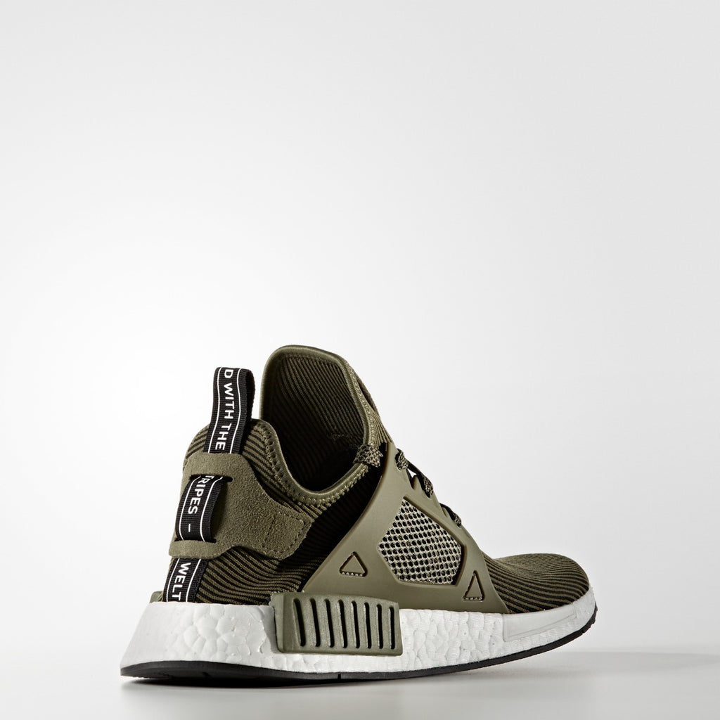 Men's adidas Originals NMD_XR1 Primeknit Shoes Olive Cargo