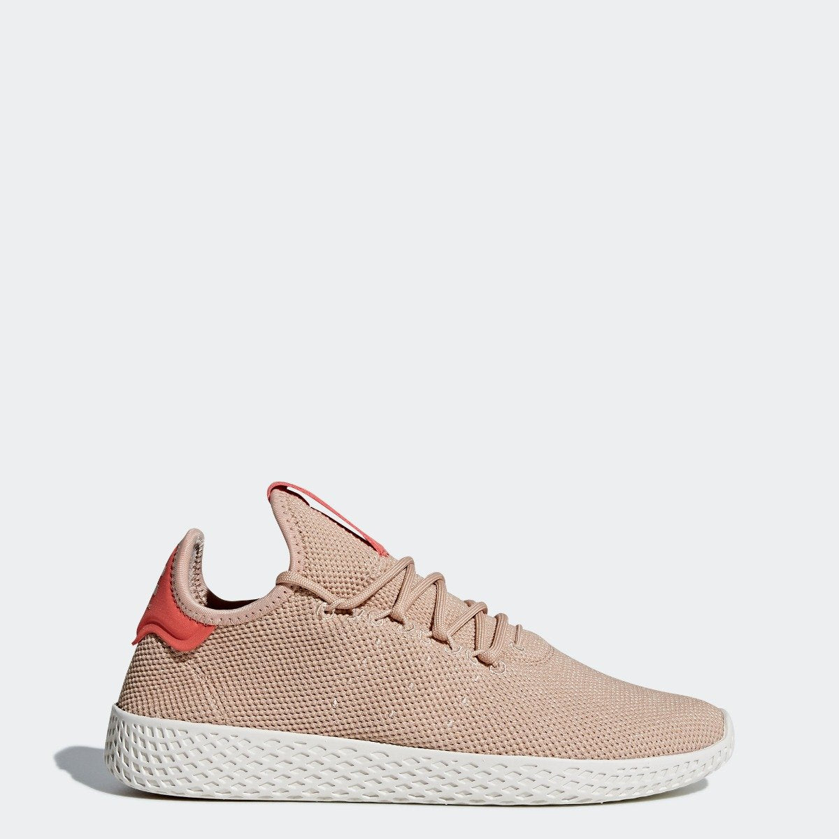 9235b8f4e8419 Men s adidas Originals Pharrell Williams Tennis Hu Shoes Ash Pearl ...
