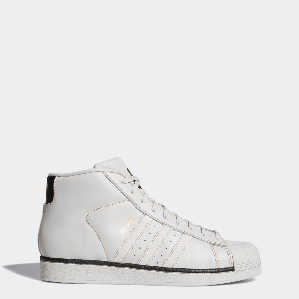 Men's adidas Originals Pro Model Shoes White