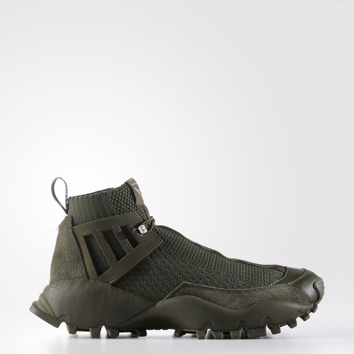 online store 0decf b62de Men s adidas Originals Seeulater Alledo Primeknit Shoes Night Cargo