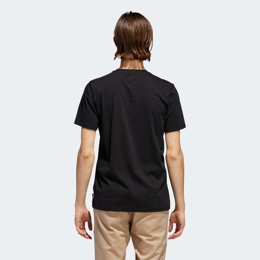 Men's adidas Originals Stunt Jumping Tee Black