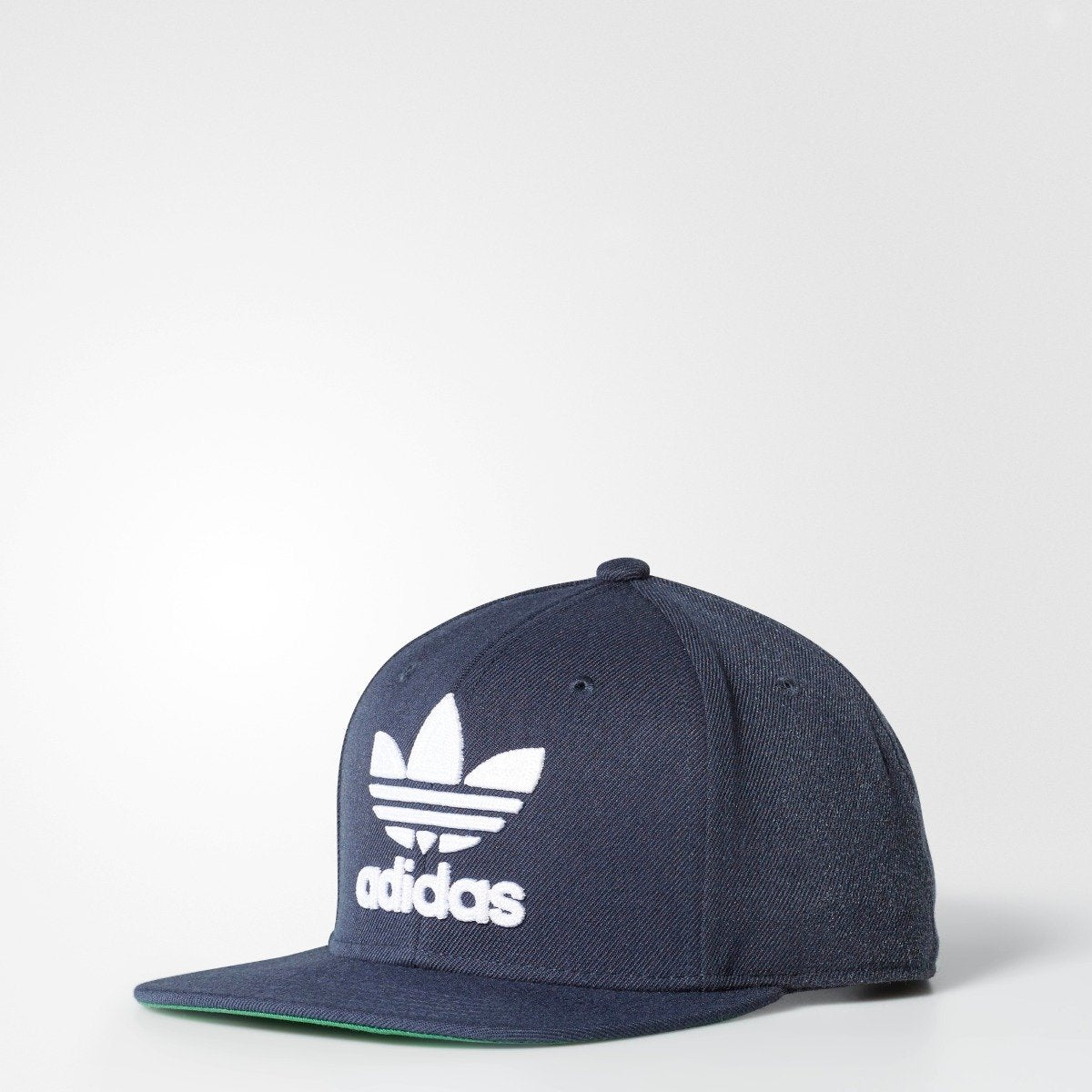 db8267db5c9ae Men s adidas Originals Trefoil Chain Snapback Hat Collegiate Navy ...