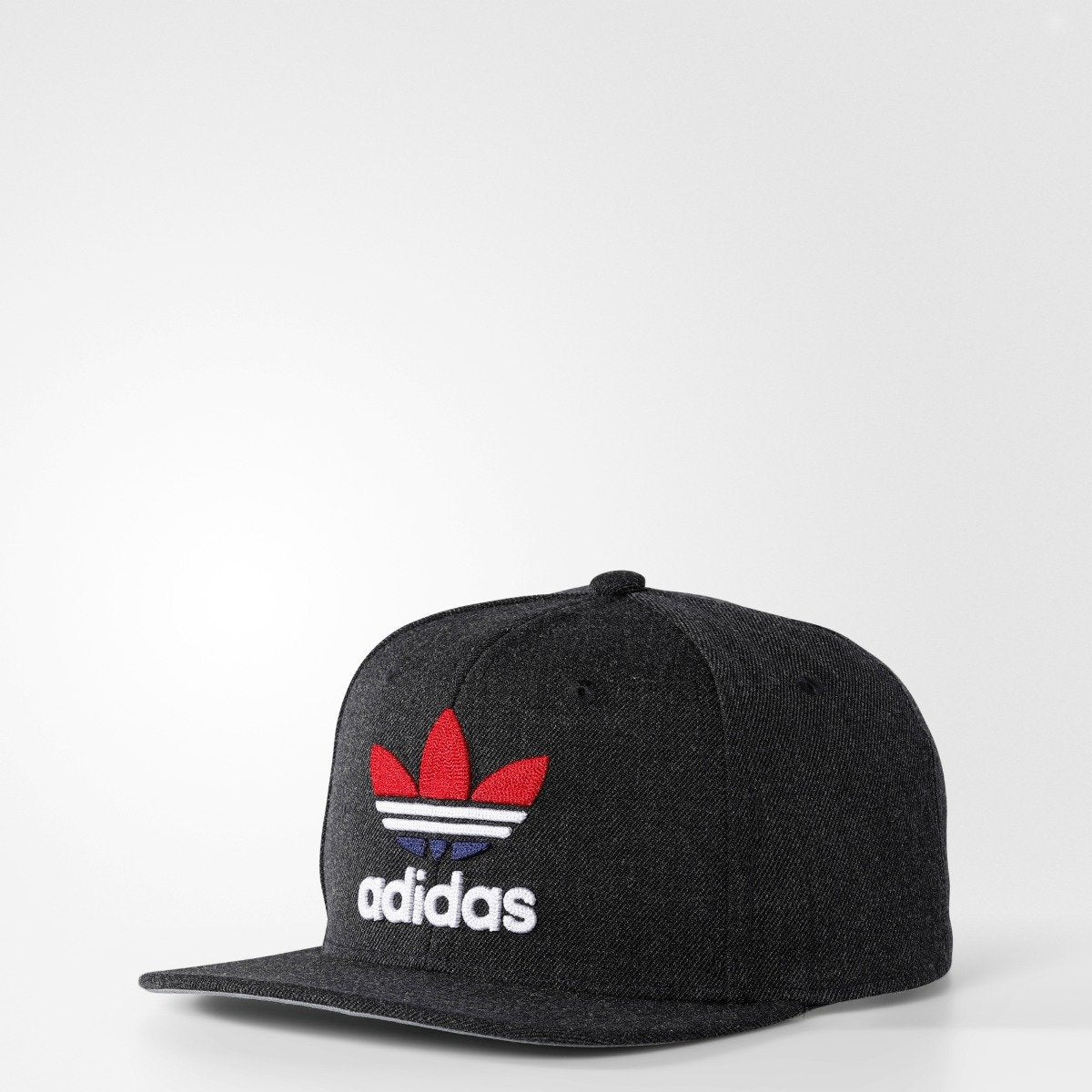 14fc1a280122da Men's Adidas Originals Trefoil Chain Snapback Hat Grey BI4544 ...