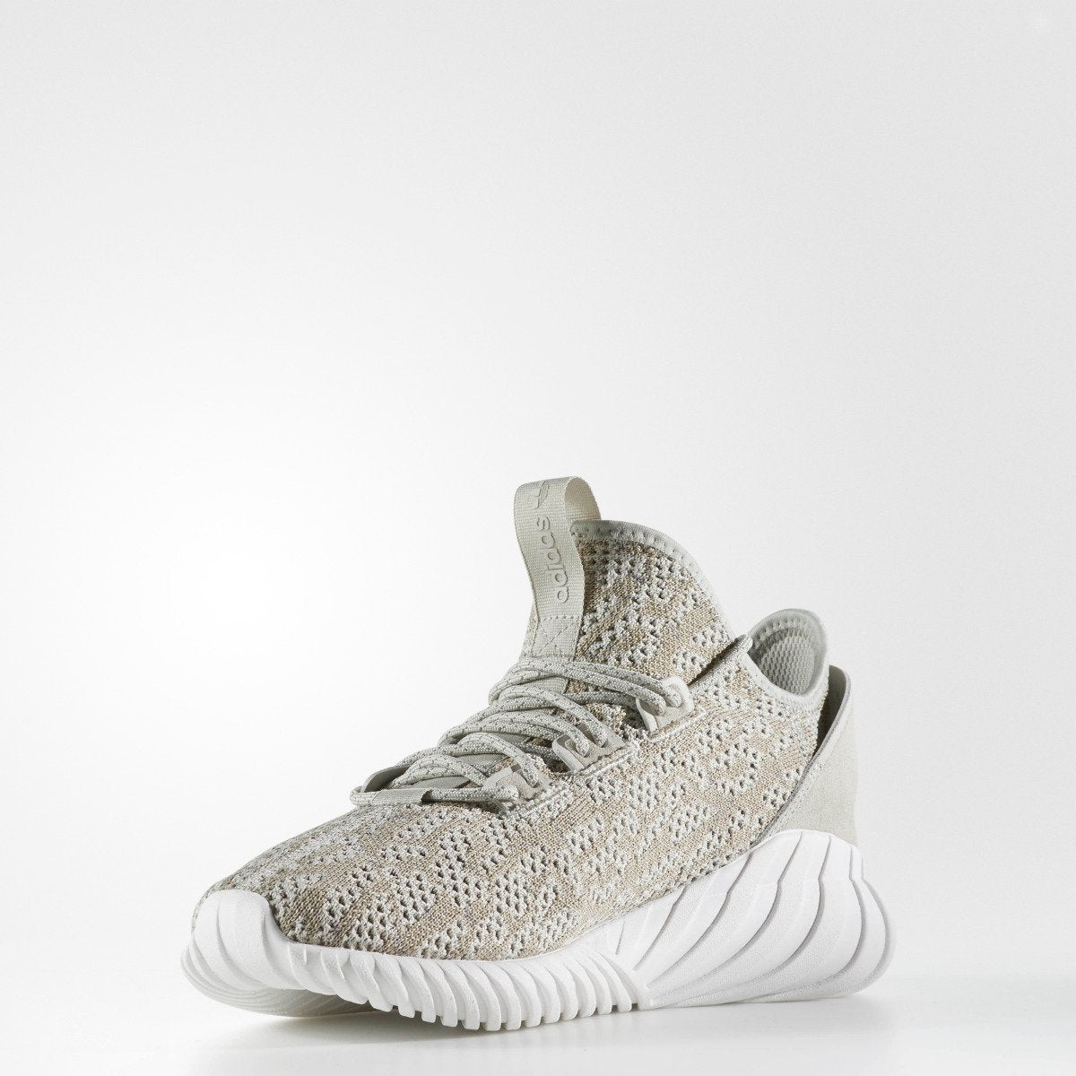 e40aacffc Men s adidas Originals Tubular Doom Sock Primeknit Shoes Sesame ...