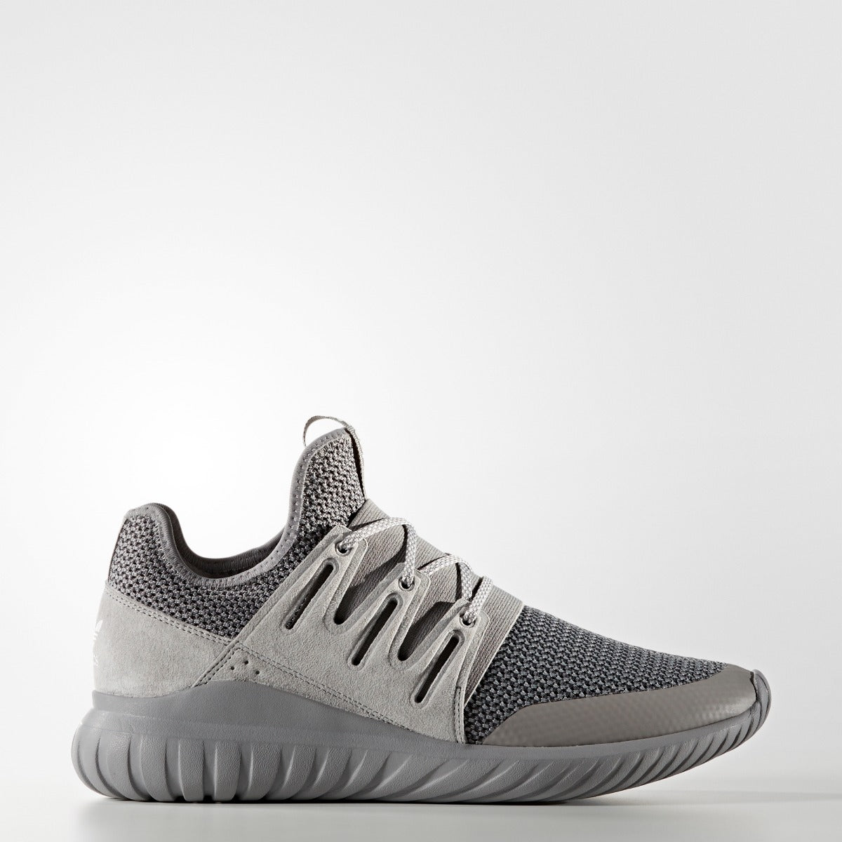 check out 0a4dd 61d2f Men s adidas Originals Tubular Radial Shoes Charcoal Solid Grey