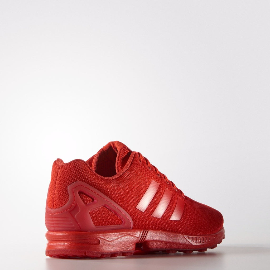 Men's adidas Originals ZX Flux Shoes Triple Red
