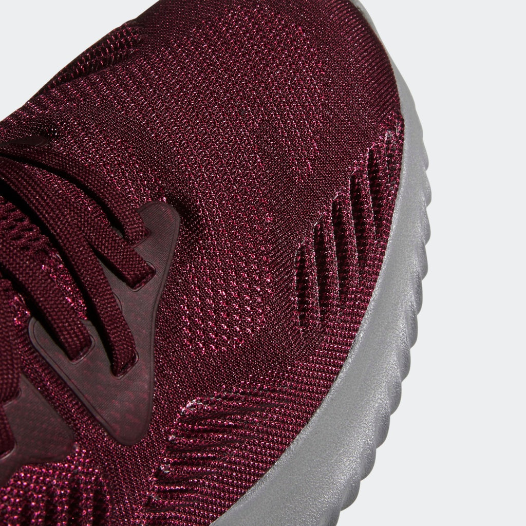 Men's adidas Running Alphabounce Beyond Shoes Maroon Mystery Red CG4761 | Chicago City Sports | detailed toe area view